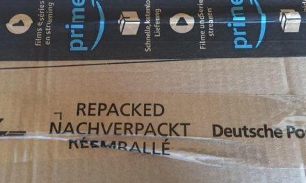 Hat Amazon Schwierigkeiten mit Remissionsware?