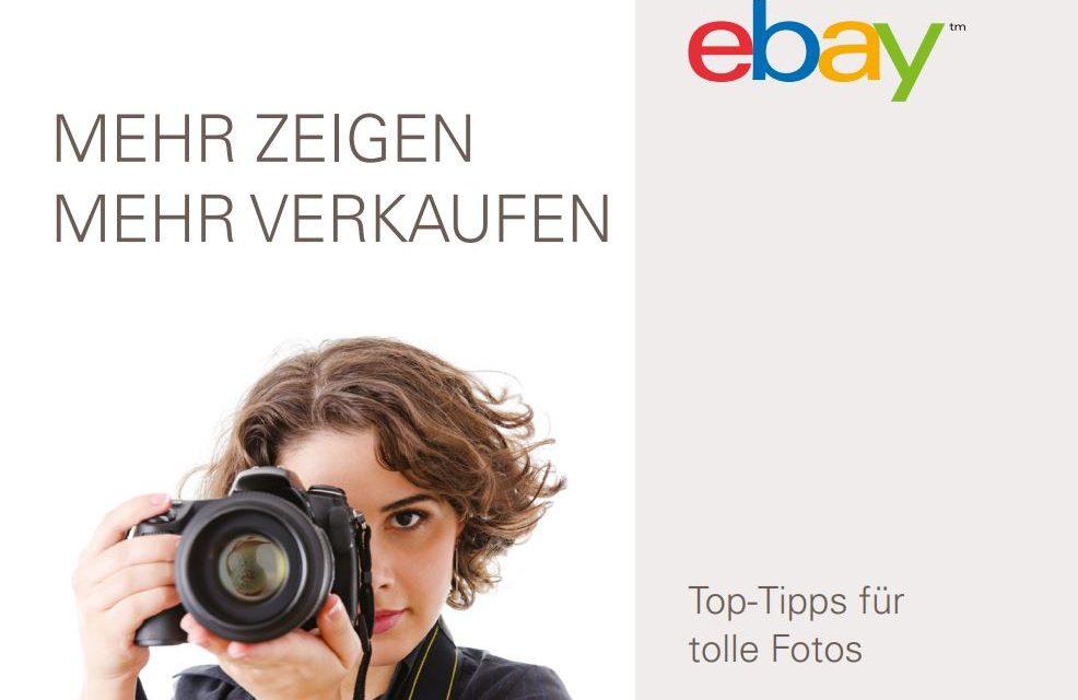 Kommentar: Warum ich eBays Richtlinie zu Bildern & Produktdaten einfach nur großartig finde