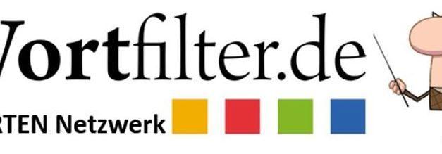Vorstellung: Wortfilter Expertennetzwerk 'WEN'