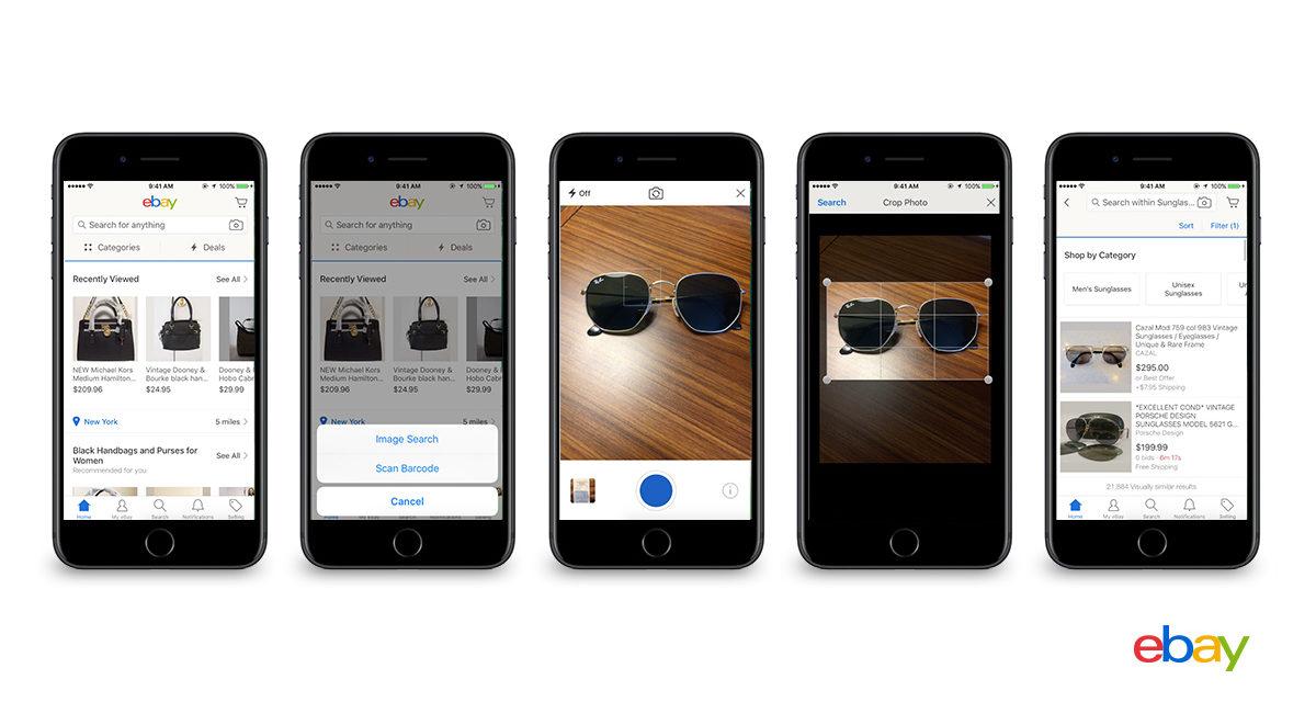 eBay News: Die eBay Bildersuche ist jetzt live
