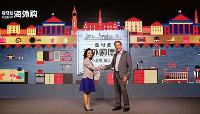 Amazon Global Store: Über 400.000 Produkte von Amazon.de nun auch in China verfügbar