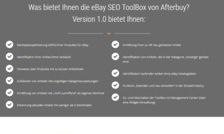 Afterbuy NEWS: Afterbuy stellt neues Repricing-Tool für eBay vor