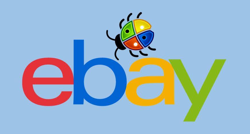 eBay: Der mobile OS-Link ist anklickbar, aber andere Bugs sind noch da…