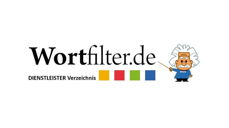 Werben auf wortfilter.de: Das wortfilter.de Dienstleisterverzeichnis