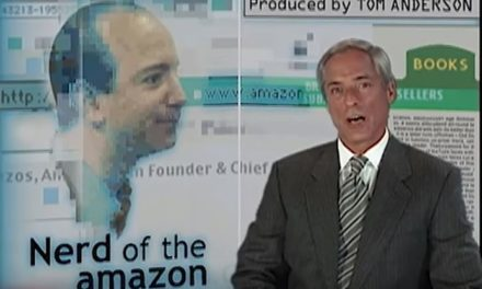 Sonntags Video: What they said in 1999 about Amazon