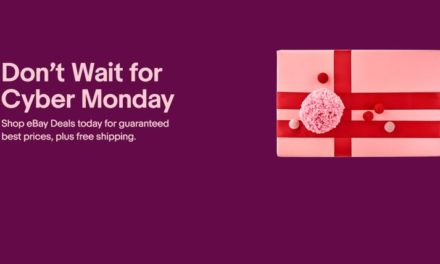 eBay startet Cyber Week bereits am 16. November – also Morgen