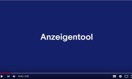 Neues eBay Video: Das Anzeigetool