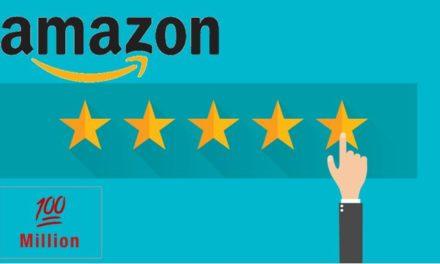 Amazon: 113.098.076 Verkäuferbewertungen in 2017