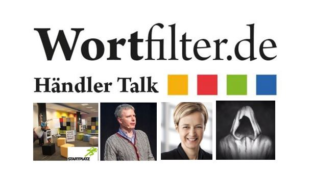 2. Wortfilter-Händler-Talk: Marktplätze vs. Onlineshop 20. Dez. 19:00 live