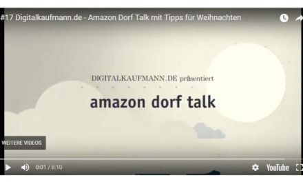Amazon Dorf Talk – Tools – Mit Christian Otto Kelm & Nils Seebach