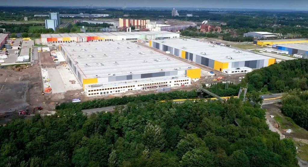 Amazons Fulfillment Center in Dortmund gehen in die VAE