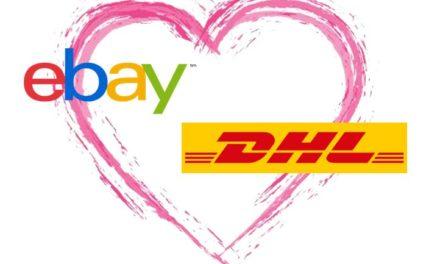 DHL und eBay bauen Kooperation für Privatverkauf auf dem eBay-Marktplatz aus
