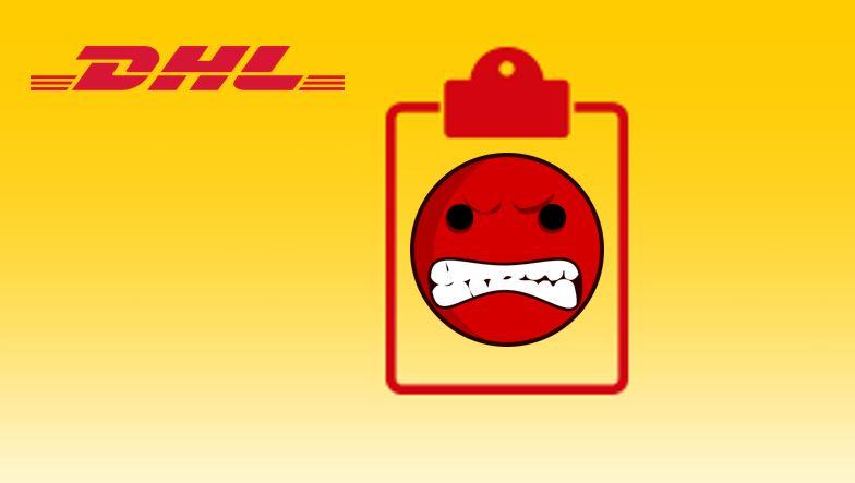 DHL: Zehntausende Weihnachtspakete sind liegen geblieben