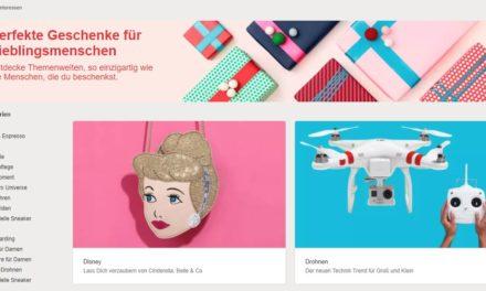 Neues eBay-Feature: eBay Themenwelten