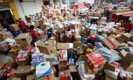 Video: JD.com's Logistik benötigt keine Menschen. 1:23 Minuten