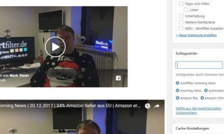 Live Morning News | 20.12.2017 | 34% Amazon Seller aus China