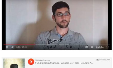 Amazon Dorf Talk – Ein Jahr Amazon Business