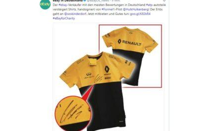 ATP-Autoteile größter eBay Seller in _de spendet mit eBay für Charity