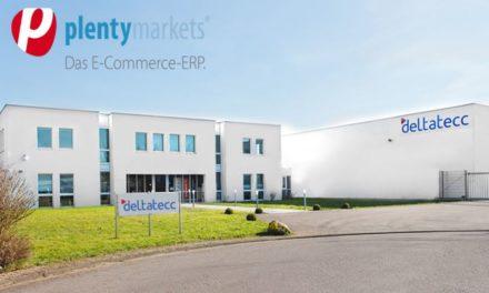 Umstellung auf Plentymarkets: Erfahrungen von Andreas Müller, CEO Deltatecc
