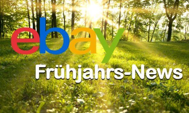 eBay Händler Update 1/2020