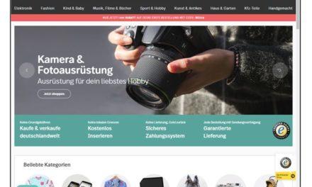 [WERBUNG] gebraucht.de | Second Hand Online Marktplatz C2C und B2C