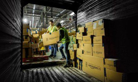 Das ist es, dieses ganz bestimmte Amazon Gen: AMZL Photo on Delivery