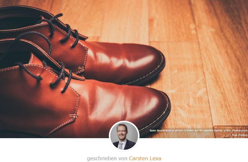 BASIC thinking Gastartikel: Finanzierung für Start-ups – So funktioniert Bootstrapping