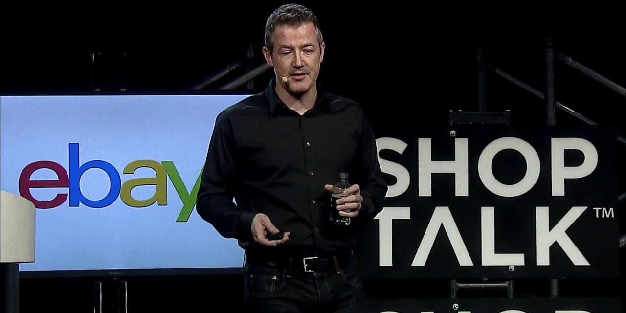 eBay CPO RJ Pittman im Talk zum Thema: Neue Features & Initiativen auf eBay