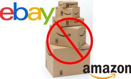 eBay verbietet Amazon