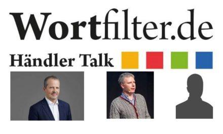 7. Wortfilter-Händler-Talk: Dr. Walz, Mitglied Vodafone Geschäftsführung, 10. Apr. 19:00 live