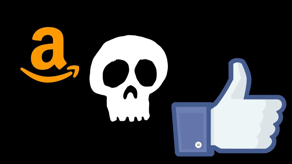 Lässt Amazon Facebook-Gruppen löschen?