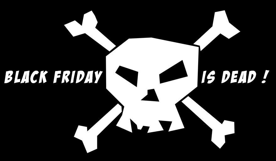 Das Aus für die Marke ›Black Friday‹