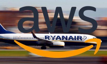 Ryanair geht All-In auf Amazon AWS