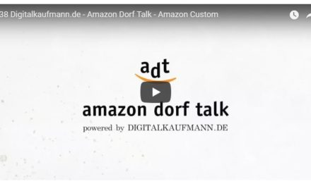 Amazon Dorf Talk – Amazon Custom