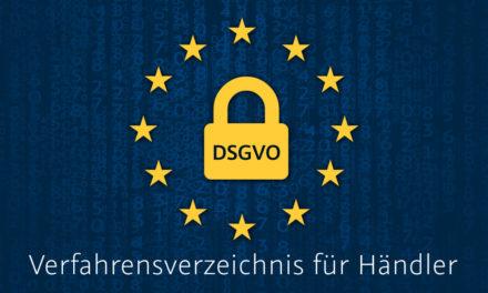DSGVO – plentymarkets unterstützt Händler