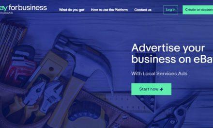 eBay bietet Werbemöglichkeit für lokale Geschäfte an