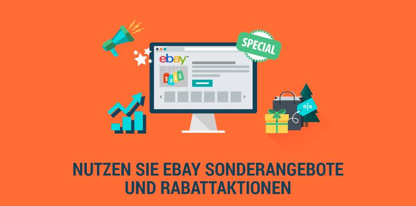 Video: eBay Sonderangebote und Rabattaktionen erstellen