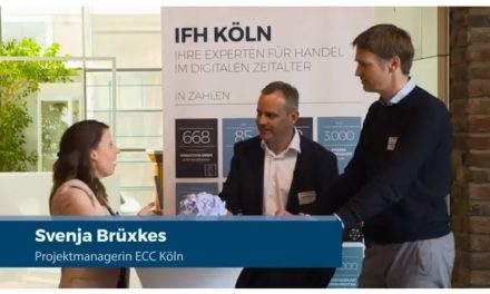 ECC Forum Köln: Convenience und Service im E-Commerce – Interview mit Eben Sermon und Fritz von Hardenberg