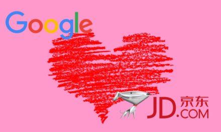 Google investiert 550 Mio US$ in JD.com