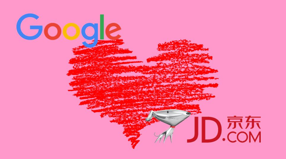 Google investiert 550 Mio US$ in JD.com