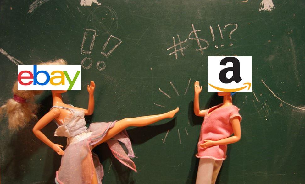 eBay vs. Amazon – Bitch Fight am Prime Day