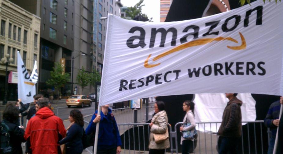 Amazon Streik: Diesmal rebellieren die spanischen Lagerarbeiter