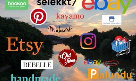 21. & 22. Juli Afterbuy in Krefeld: Hilfe für DIY Secondhand Handmade & Sammeln-Seltenes Verkäufer