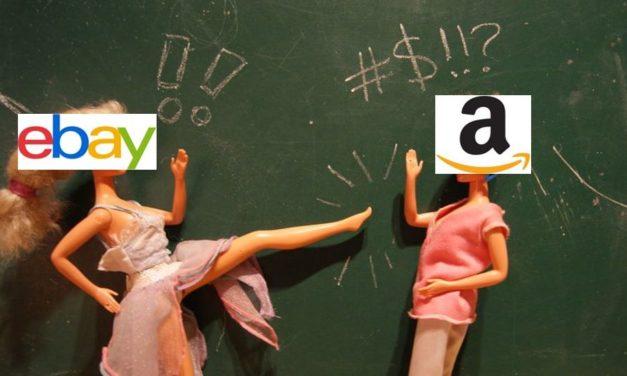 eBay vs. Amazon – Bitchfight No. 2 am Prime Day