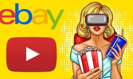 HeadGaze by eBay: Bei eBay mit Köpfchen einkaufen. Geht.