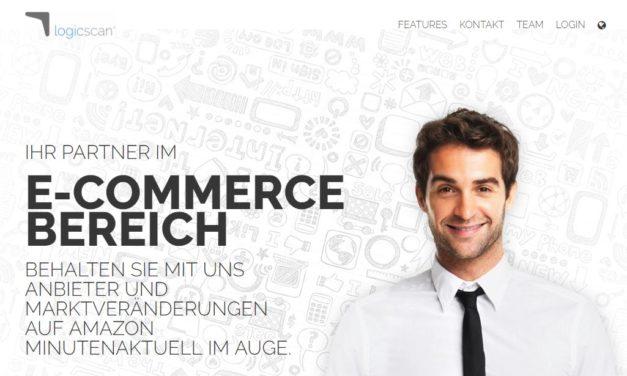 [Werbung] logicscan.de | Amazon Monitoring Tool für Marktplatzhändler