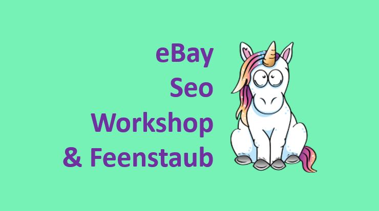 eBay SEO Experten Workshops in Frankfurt, Nürnberg, Wien