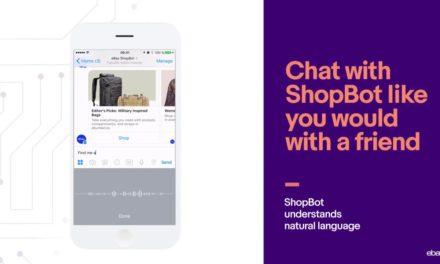 eBay ShopBot wird ab heute ShopNot