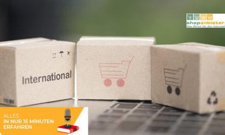 Kostenloses Webinar zum internationalen Versand: Versanddienstleister, Zoll, Tipps & Tricks