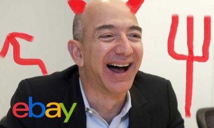 eBay beschuldigt Amazon der illegalen Wilderei (Händlerklau)